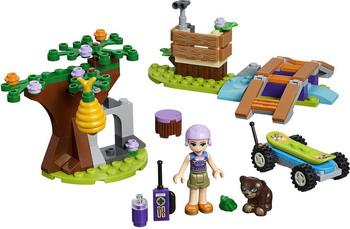 Конструктор Lego Приключения Мии в лесу 41363 цена 2017