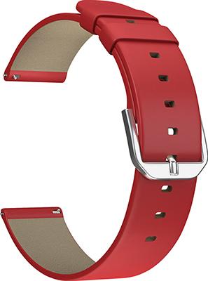 Ремешок для часов Lyambda универсальный для часов 22 mm MINTAKA DSP-14-22 Red цены
