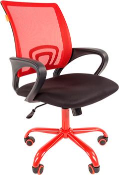 Кресло Chairman 696 TW красный/CMet 00-07021445 идея фикс 2018 11 05t19 00