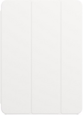Чехол-обложка Apple Smart Folio для iPad Pro 11'' White (белый) MRX82ZM/A цена