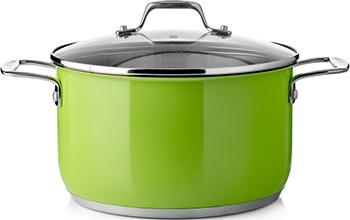 Кастрюля Esprado Aranda Verde 24*13 5 см нерж. сталь