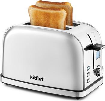Фото - Тостер Kitfort KT-2036-6 тостер kitfort kt 2036 3