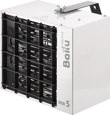 Тепловентилятор Ballu BHP-MW-5 цена