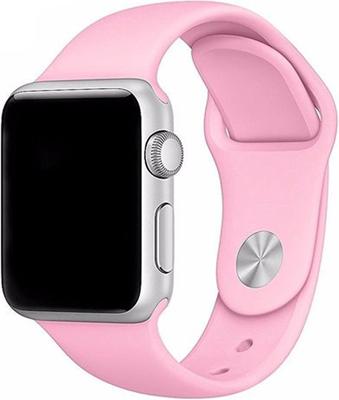 Фото - Ремешок спортивный Eva для Apple Watch 38mm Розовый (AVA001P) защитное стекло skinbox apple watch 38mm