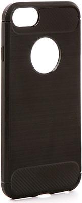 Фото - Чехол (клип-кейс) Eva для Apple iPhone 7/8 - Черный/Карбон (IP8A012B-7) чехол для сотового телефона nibk khabib nurmagomedov для iphone 7 8 черный