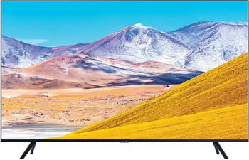 Фото - Crystal UHD телевизор Samsung UE-65TU8000UX faux crystal rivets alloy geometric earrings