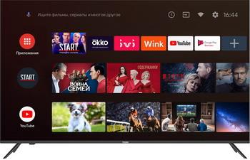 4K (UHD) телевизор Haier, LE43K6700UG, Россия  - купить со скидкой