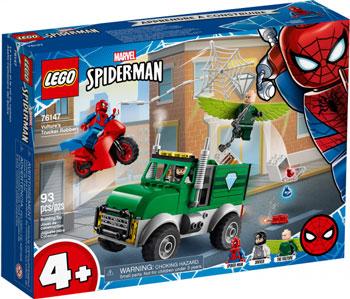 цена Конструктор Lego Super Heroes Ограбление Стервятника 76147 онлайн в 2017 году