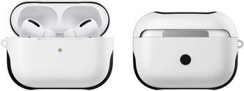 Фото - Чехол для наушников Eva для Apple AirPods Pro - Белый (CBAP305W) набор столовой посуды lefard 7 предметов белый золотой