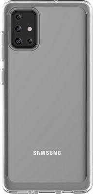 Чеxол (клип-кейс) Samsung Galaxy A71 araree A cover прозрачный (GP-FPA715KDATR)