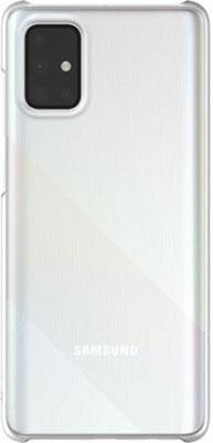 Чехол (клип-кейс) Samsung Galaxy A71 WITS Premium Hard Case прозрачный (GP-FPA715WSATR)