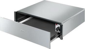 Встраиваемый шкаф для подогревания посуды Smeg CTP 3015 X встраиваемый шкаф для подогревания посуды smeg cpr 115 s