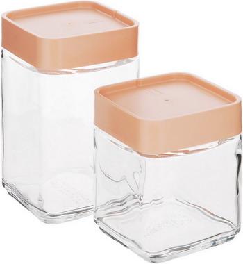 Набор контейнеров Glasslock IG-593 АБРИКОС набор контейнеров для масла и соусов 2 штуки glasslock ig 662