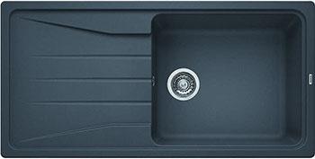 Кухонная мойка Blanco SONA XL 6S SILGRANIT темная скала кухонная мойка blanco sona 6s жемчужная