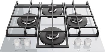 Встраиваемая газовая варочная панель Hotpoint-Ariston 641 TQG /HA(WH) цена и фото