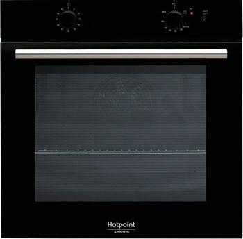 Встраиваемый газовый духовой шкаф Hotpoint-Ariston GA2 124 BL HA