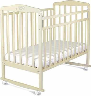Детская кроватка Sweet Baby Mario Cammello (Бежевый)