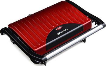 Бутербродница Kitfort KT-1609 красный