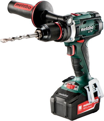 цена на Дрель-шуруповерт Metabo BS 18 LTX Impuls 602191650