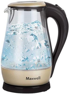 Чайник электрический Maxwell MW-1041 напольные весы maxwell mw 2667