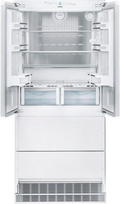 Встраиваемый многокамерный холодильник Liebherr ECBN 6256-22