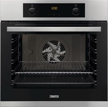 Встраиваемый электрический духовой шкаф Zanussi OPZA 4330 X цена и фото