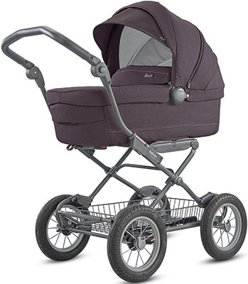 Коляска Inglesina Sofia на шасси Ergo Bike (AB 15 K6MGL AE 15 H 6100) цвет MARRON GLACÉ KB 15 K6MGL коляска для новорожденных inglesina sofia на шасси ergo bike ab15k6mgl ae15h6100 marron glace
