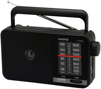 Радиоприемник Harper HDRS-711 цена в Москве и Питере