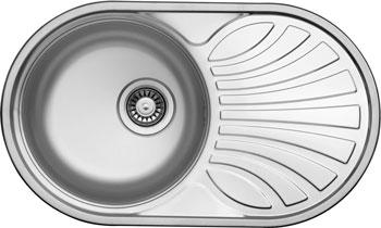 Кухонная мойка Zigmund & Shtain KREIS OV 780.8 polished