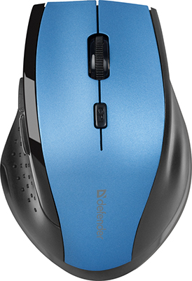 Мышь Defender Accura MM-365 синий 52366