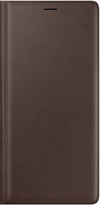 Чехол (флип-кейс) Samsung Note 9 (N 960) LeatherWallet brown EF-WN 960 LAEGRU