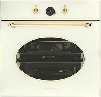 Встраиваемый электрический духовой шкаф Kuppersberg SR 669 W встраиваемый электрический духовой шкаф kuppersberg sr 669 c bronze