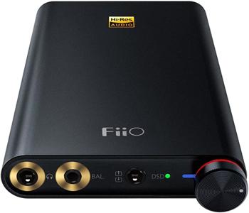 Фото - Усилитель для наушников ЦАП FiiO Q1 II black усилитель для наушников fiio q1 ii black