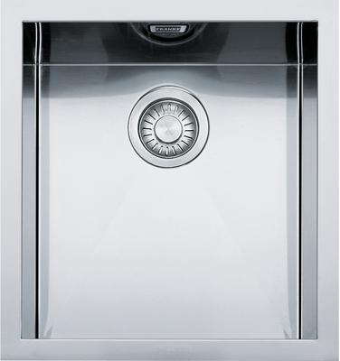 Кухонная мойка FRANKE PPX 110-38 x 41 под ст вент. 122.0203.472