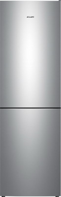 Двухкамерный холодильник ATLANT ХМ 4621-181 серебристый