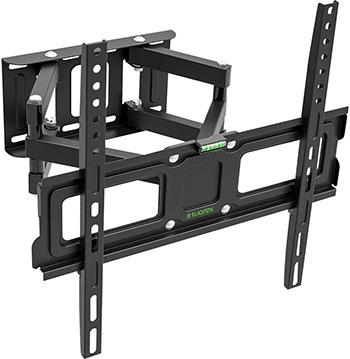 Фото - Кронштейн для LED/LCD телевизоров Tuarex OLIMP-406 BLACK кронштейн для телевизоров sonorous surefix 450