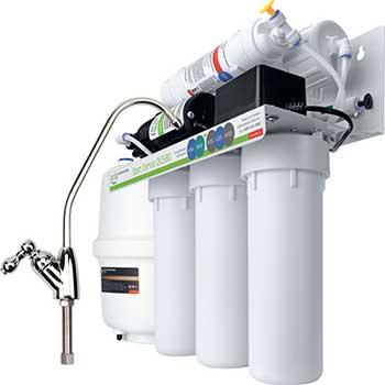Фото - Система обратного осмоса Новая вода PRIO Start Osmos OU580 с повышающим насосом водоочиститель prio новая вода start osmos ou580 белый 15л