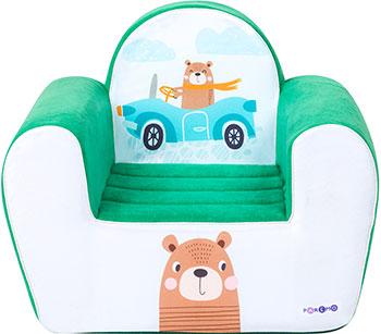 Игровое кресло Paremo серии ''Экшен'' Путешественник цвет Неон Стиль 3