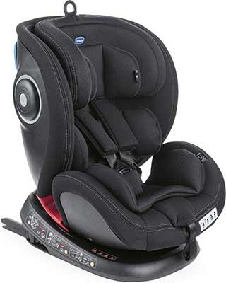 Фото - Автокресло Chicco Chicco Seat4Fix гр. 0/1/2/3 расцветка Black автокресло chicco 2easy s e polar черный