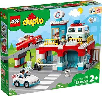 Конструктор Lego DUPLO ''Гараж и автомойка'' 10948