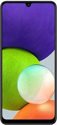 Смартфон Samsung Galaxy A22 SM-A225F 128Gb 4Gb белый телефон samsung galaxy a22 4 128gb white sm a225f