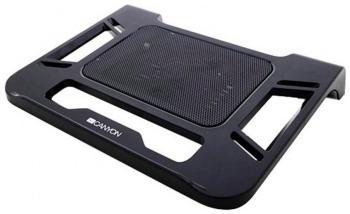 купить Подставка для ноутбуков Canyon Laptop Cooling Stand 17 по цене 1090 рублей