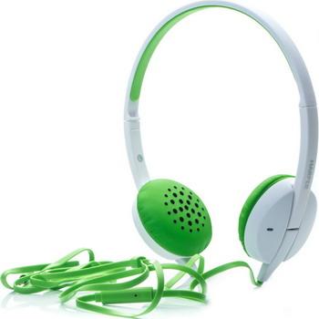 Накладные наушники Harper HN-300 green