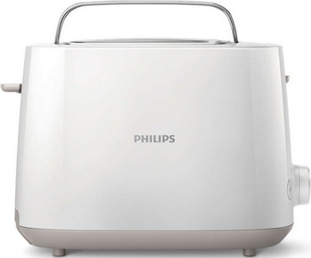 Тостер Philips HD 2581/00 Daily Collection тостер philips hd2581 00 белый 900 вт [hd2581 00]