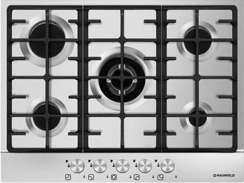 Встраиваемая газовая варочная панель MAUNFELD MGHS.75.78 S цена