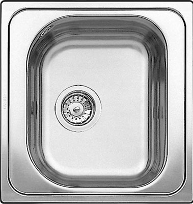 Кухонная мойка Blanco TIPO 45-C нержавеющая сталь матовая мойка maunfeld f 9550с f medusa c нержавеющая сталь нержавеющая сталь