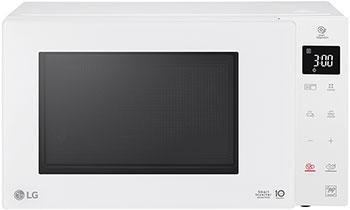 Микроволновая печь - СВЧ LG MB 65 R 95 GIH гриль белый свч lg mw25w35gih 1000 вт белый