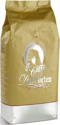 Кофе зерновой Carraro Don Cortez Gold 1 кг цена и фото