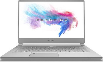 Ноутбук MSI P 65 Creator 8RE-077 RU серебристый
