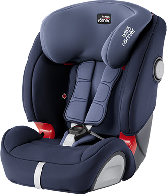 Фото - Автокресло Britax Roemer Evolva 123 SL SICT Moonlight Blue Trendline 2000027861 автокресло britax roemer baby safe moonlight blue trendline 2000027812